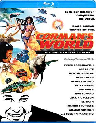 CORMAN'S WORLD BY STAPLETON,ALEX (Blu-Ray)