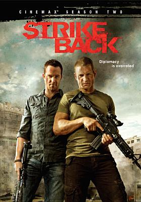 STRIKE BACK:SEASON 2 BY STRIKE BACK (DVD)