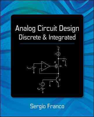 Analog Circuit Design By Franco, Sergio